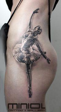 Miniol - salon tatuażu Sieradz - Dominik