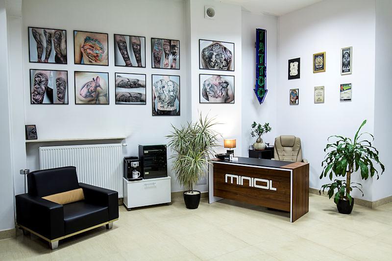 Studio Tatuażu Miniol Sieradz