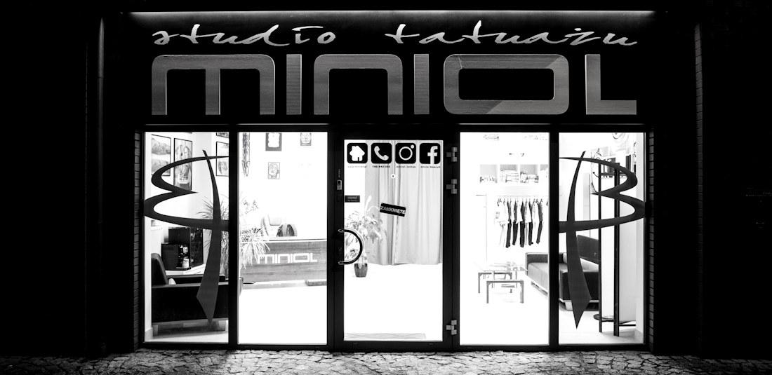 Miniol Studio Tatuażu Sieradz