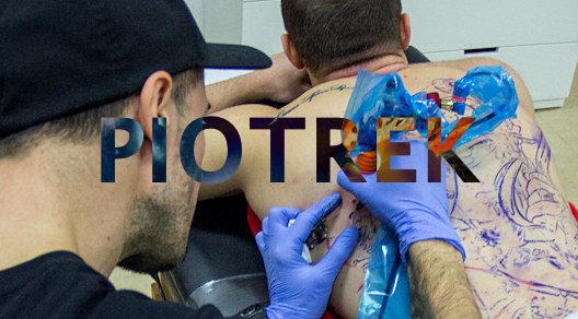 Tatuator Piotrek