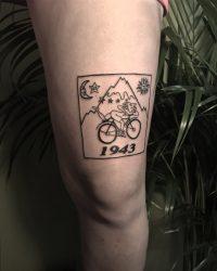 Austeja - salon tatuażu Miniol Sieradz